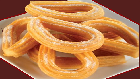 Churros de lazo